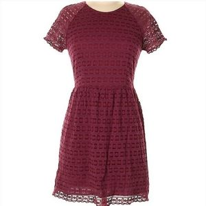 Free People Dress • Candy Woven Lace Dress • 02